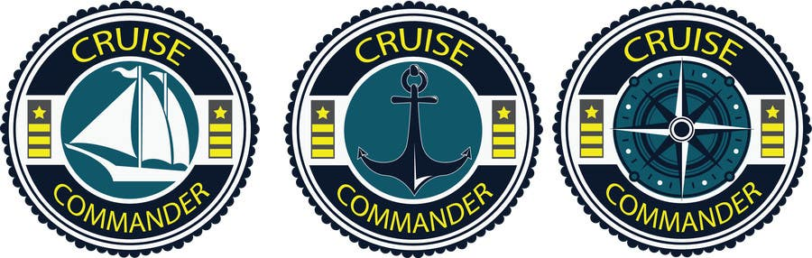 Contest Entry #                                        9                                      for                                         Improve a logo for Cruise Commander