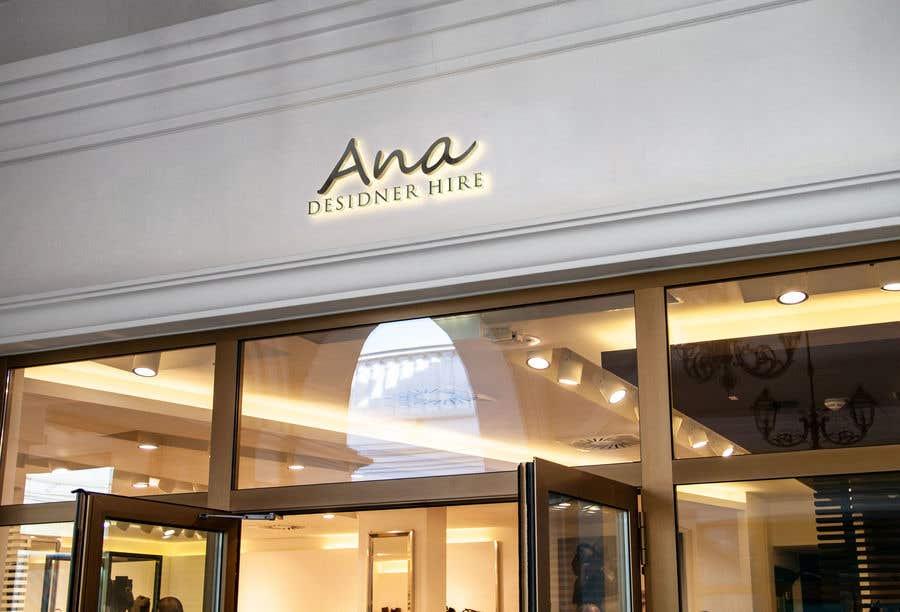Конкурсная заявка №                                        1311                                      для                                         Ana Designer Hire