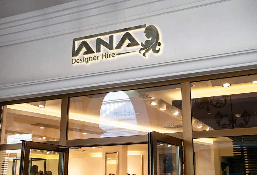 Конкурсная заявка №                                        627                                      для                                         Ana Designer Hire