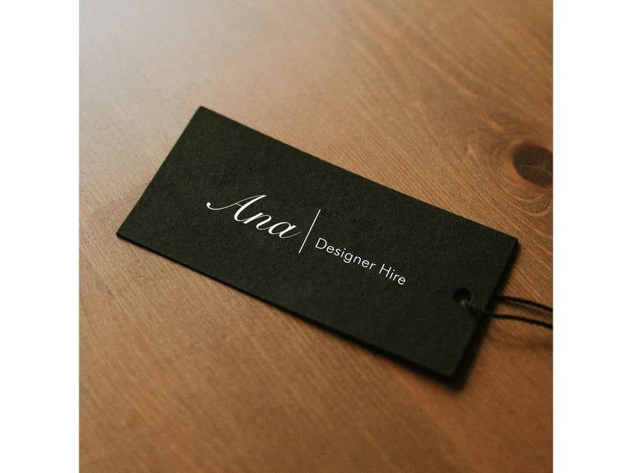Конкурсная заявка №                                        481                                      для                                         Ana Designer Hire
