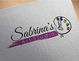 "paijoesuper tarafından Design a Logo for ""Sabrina's Art Studio"" için no 101"