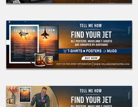 #53 for I need banners for Facebook, instagram and Twitter and then I need Facebook ads by osimakram120