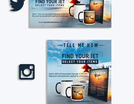 #57 for I need banners for Facebook, instagram and Twitter and then I need Facebook ads by Prantichow48