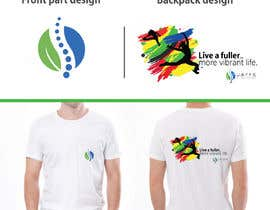 #303 для Fun and Fresh T-shirt Design for Chiropractic Office от alaminexpert