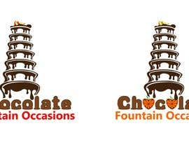 "nº 16 pour Design a Logo for ""Chocolate Fountain Occasions"" par minalsbusiness"