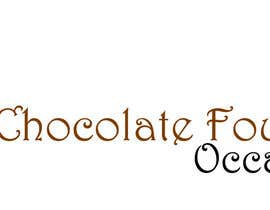 "nº 44 pour Design a Logo for ""Chocolate Fountain Occasions"" par VeronicaArt"