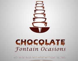 "nº 63 pour Design a Logo for ""Chocolate Fountain Occasions"" par tiagogoncalves96"