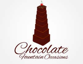 "nº 61 pour Design a Logo for ""Chocolate Fountain Occasions"" par satpalsood"