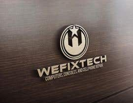 #125 for Design a Logo for We Fix Tech Start Up Business af sinzcreation