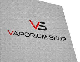 #9 for Design a Logo for vaporiumshop.com by borivojbrankov