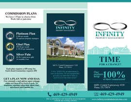 #12 for Design a Brochure for real estate agent marketing af kunjanpradeep