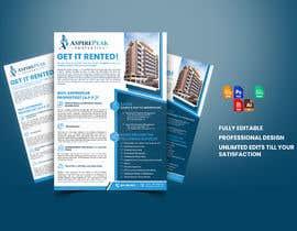 #85 for Eye Grabbing - Property Management Flyer - 30/01/2021 15:39 EST by stylishwork