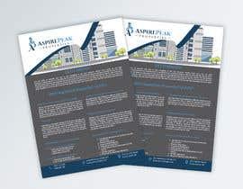 #76 for Eye Grabbing - Property Management Flyer - 30/01/2021 15:39 EST by afrojamamud14