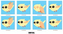 Graphic Design Konkurrenceindlæg #4 for Flat Bird SpriteSheet for my game