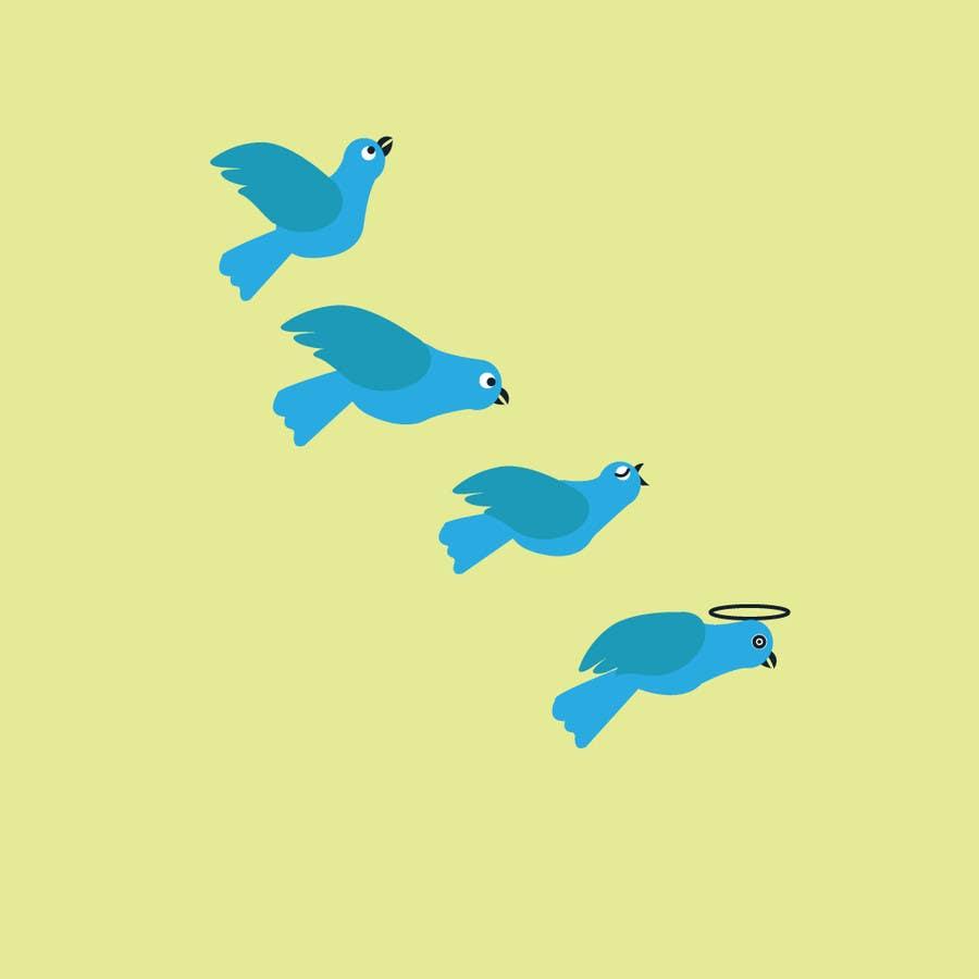 Konkurrenceindlæg #                                        3                                      for                                         Flat Bird SpriteSheet for my game