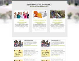 nº 9 pour Re-Design landingpage of a productive wordpress website par aryamaity