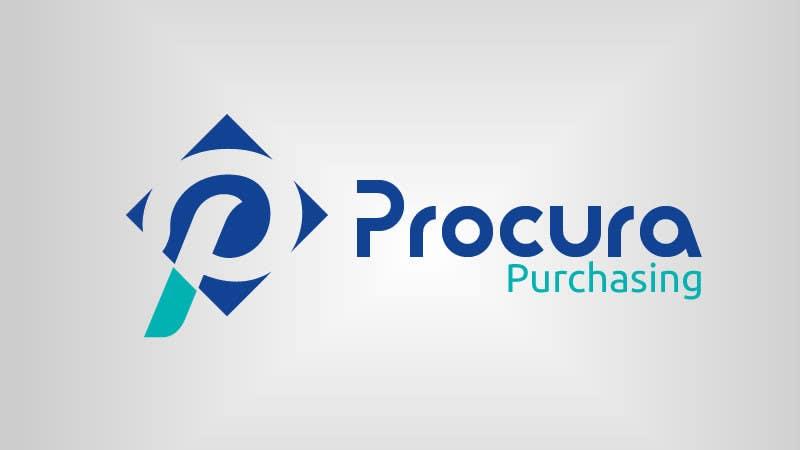 Penyertaan Peraduan #323 untuk Design a Logo for Procura Purchasing