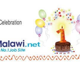 #24 para HAPPY BIRTHDAY JOBSINMALAWI.NET por sumantechnosys