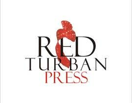 nº 32 pour Logo Design for Red Turban Press par abd786vw