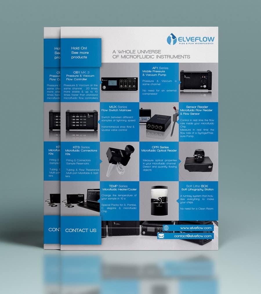 Konkurrenceindlæg #                                        37                                      for                                         Innovative Company Brochure Design