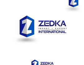 Nro 38 kilpailuun Design a Simple Logo for 'ZEDKA' käyttäjältä iaru1987