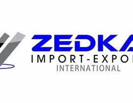 Nro 1 kilpailuun Design a Simple Logo for 'ZEDKA' käyttäjältä CJKhatri
