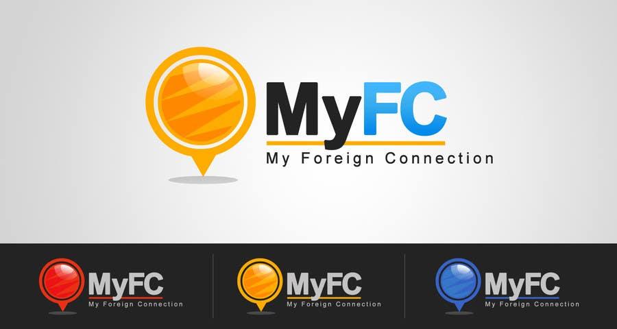 Inscrição nº 122 do Concurso para Logo Design for My Foreign Connection (MyFC)