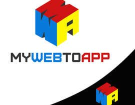 #76 for Design a Logo for a webpage mywebtoapp.com af ralfgwapo