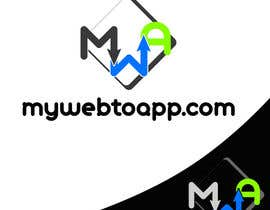 #77 for Design a Logo for a webpage mywebtoapp.com af ralfgwapo