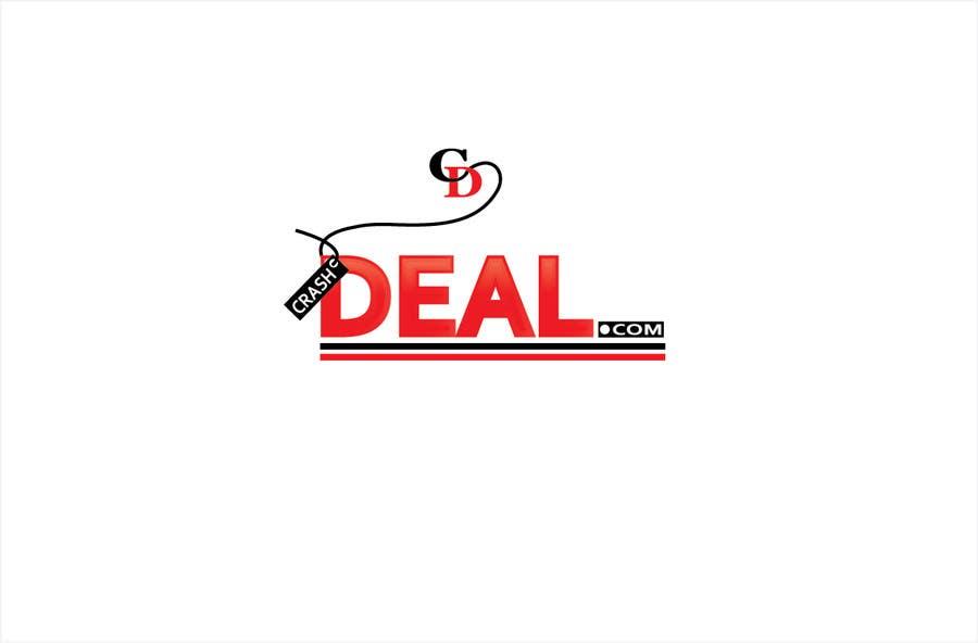 Bài tham dự cuộc thi #93 cho Logo Design for CRASHDEAL