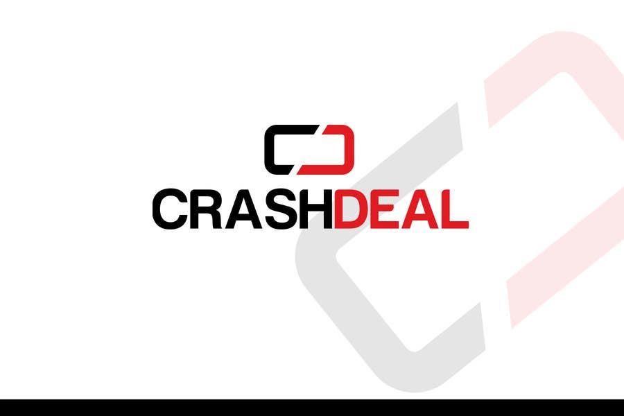 Inscrição nº 95 do Concurso para Logo Design for CRASHDEAL