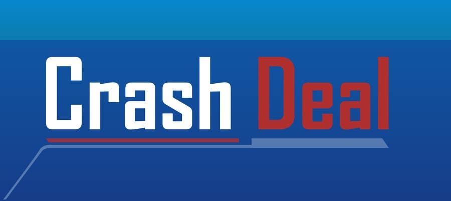 Bài tham dự cuộc thi #76 cho Logo Design for CRASHDEAL
