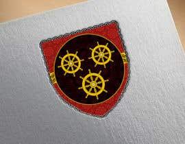 #296 for Designing a Family Crest for Brantingham.Asia by Ezaanpk