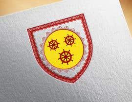 #300 for Designing a Family Crest for Brantingham.Asia by Ezaanpk