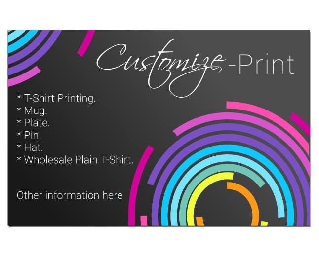 Inscrição nº 79 do Concurso para Design Business Card With Logo