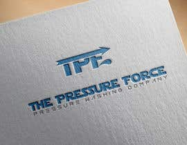 #73 untuk Design a Logo for The Pressure Force - Pressure Washer Company oleh donmute