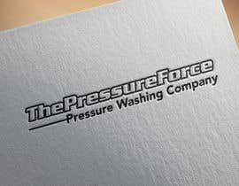 #3 cho Design a Logo for The Pressure Force - Pressure Washer Company bởi yogeshbadgire