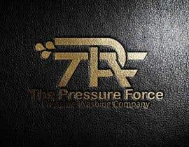 #68 for Design a Logo for The Pressure Force - Pressure Washer Company by jericcaor
