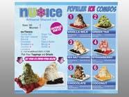 1 Simple Menu Board Design For Ice Cream Shop için Graphic Design31 No.lu Yarışma Girdisi