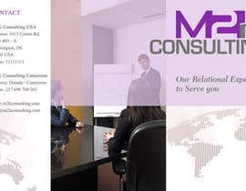 #12 for Design a Single Fold Brochure for M2K Consulting by dorialexa