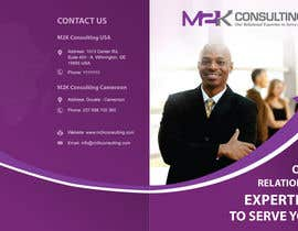#7 for Design a Single Fold Brochure for M2K Consulting by vcanweb