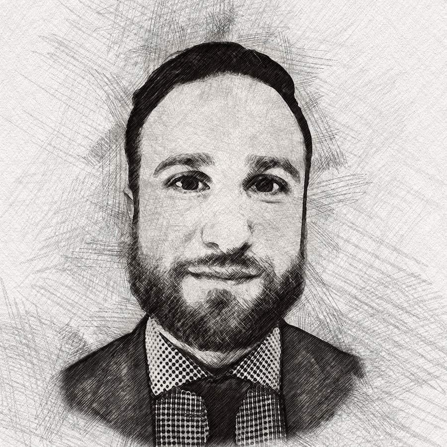 "Intrarea #                                        80                                      pentru concursul ""                                        Ink Portrait Sketch (One Billable Hour @ $30/hour) (Ongoing Opportunity)                                     """