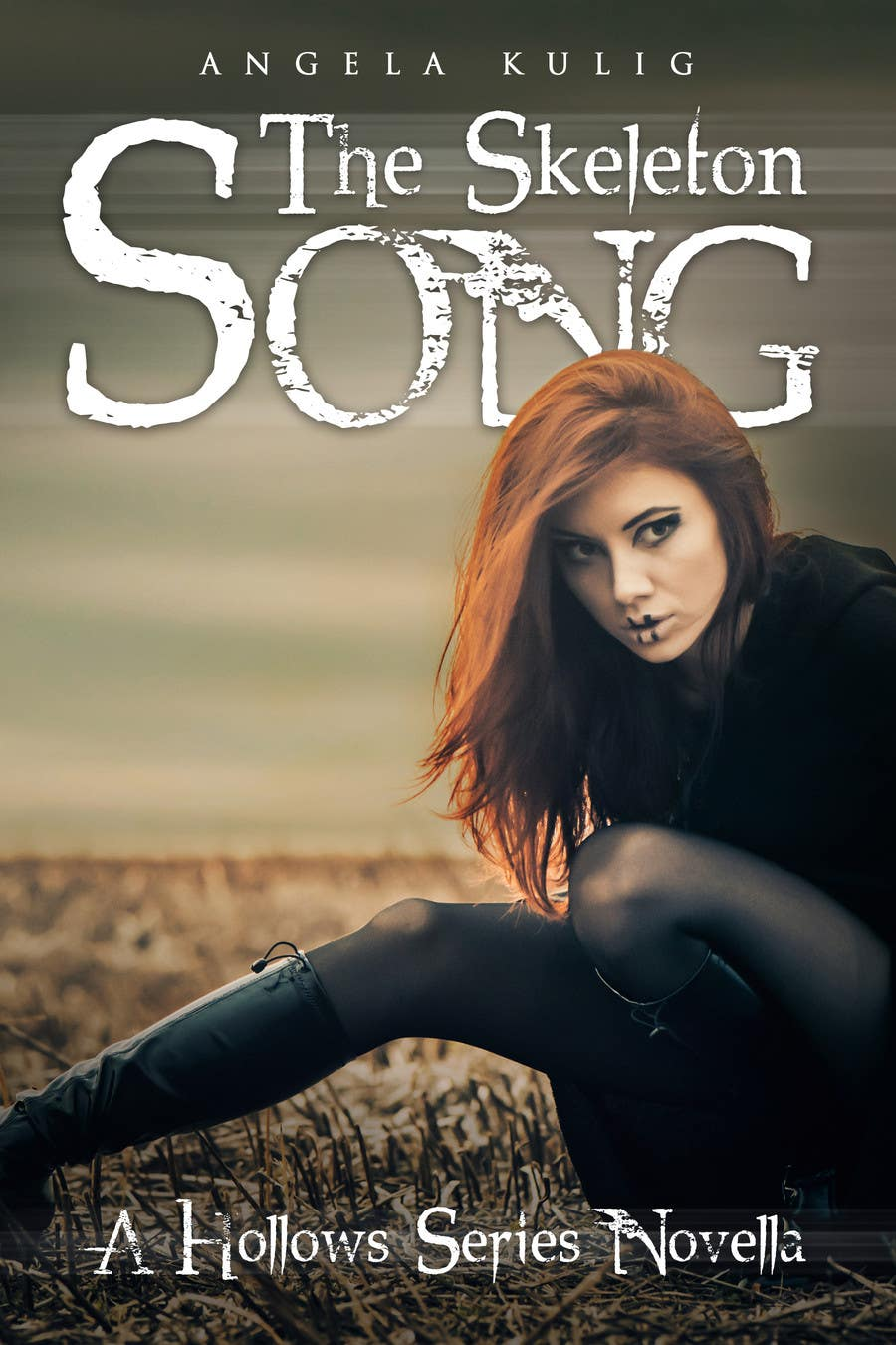 Konkurrenceindlæg #99 for The Skeleton Song New Cover