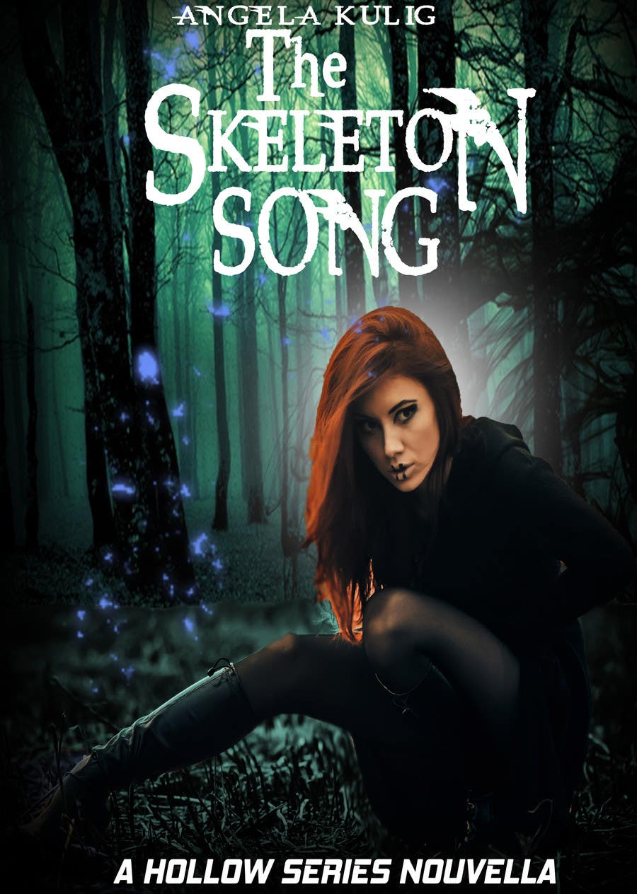 Contest Entry #173 for The Skeleton Song New Cover