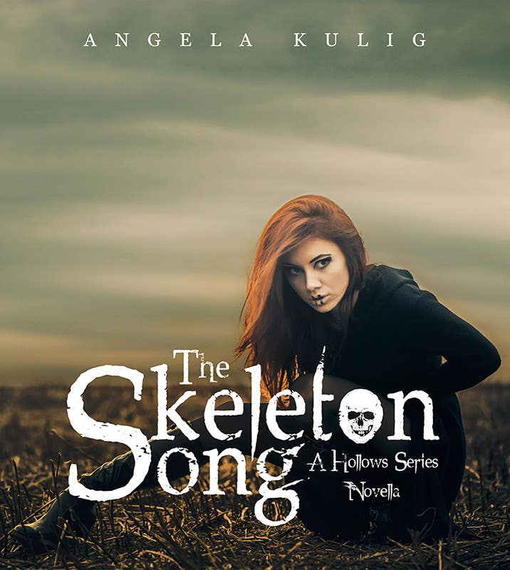 Konkurrenceindlæg #112 for The Skeleton Song New Cover