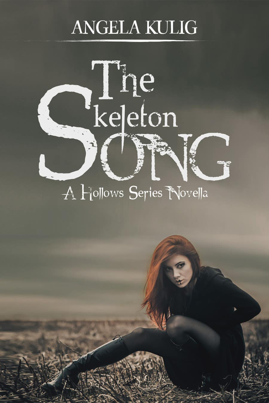 Konkurrenceindlæg #177 for The Skeleton Song New Cover