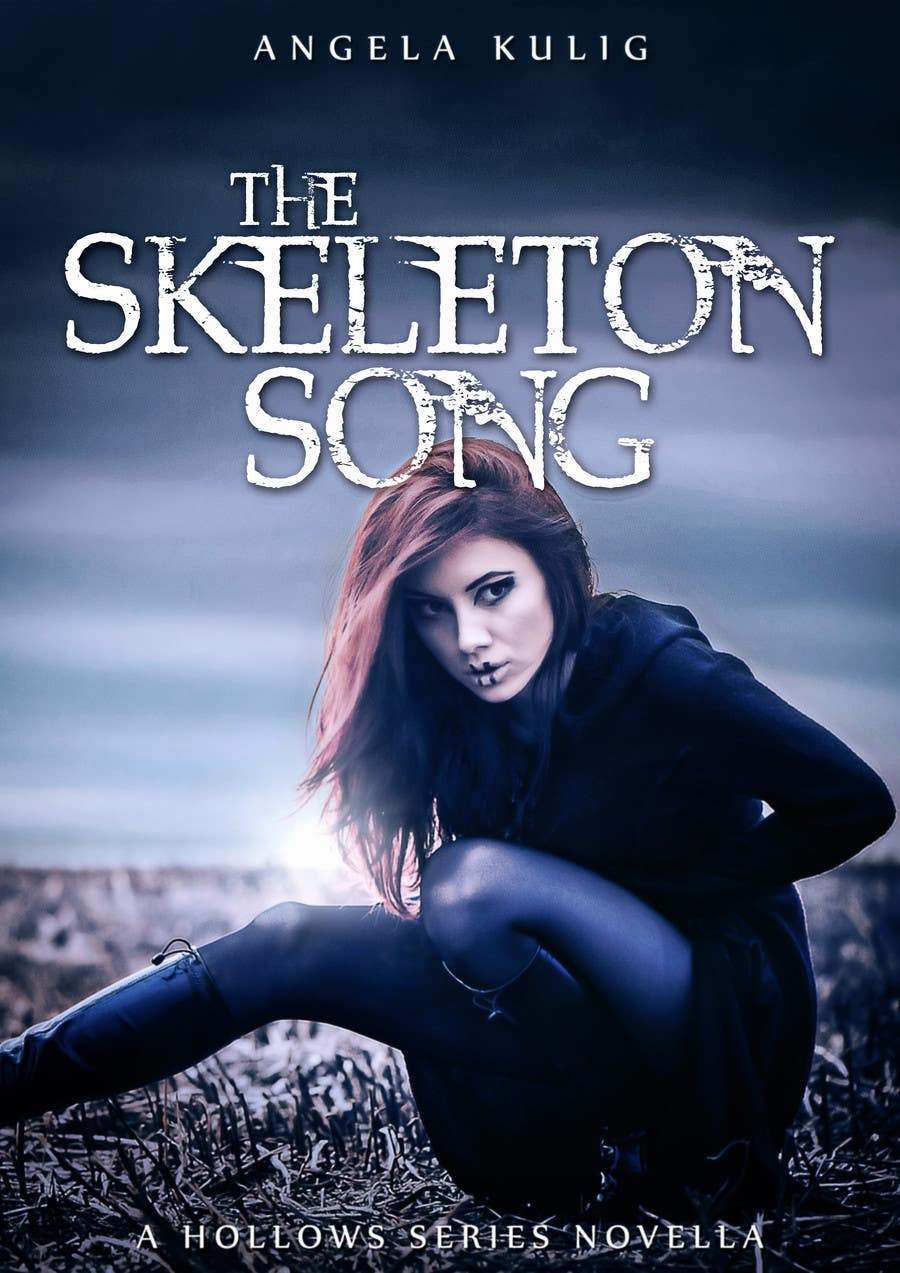 Konkurrenceindlæg #126 for The Skeleton Song New Cover