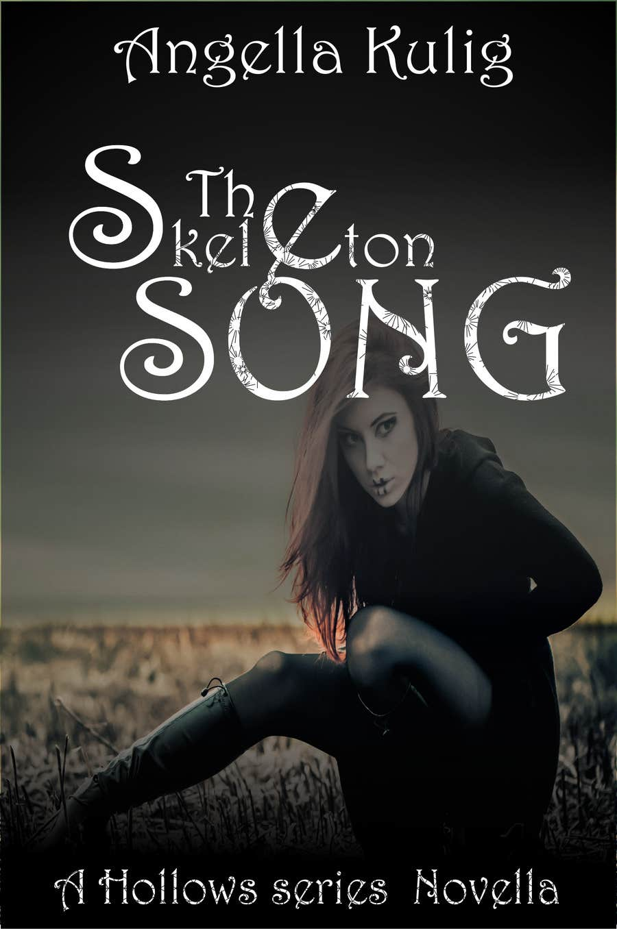 Konkurrenceindlæg #                                        165                                      for                                         The Skeleton Song New Cover