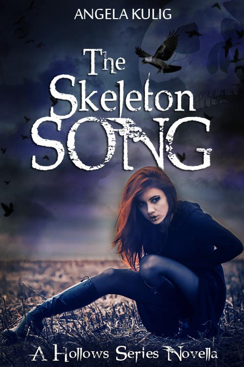 Contest Entry #136 for The Skeleton Song New Cover
