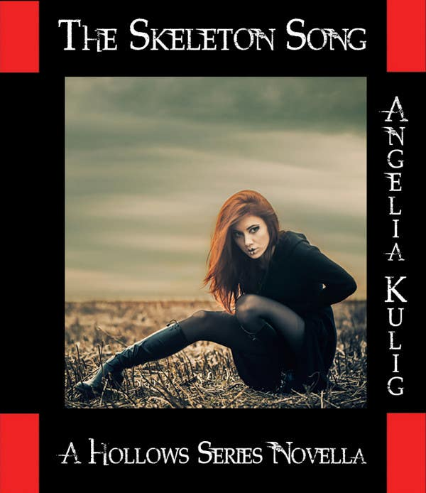 Konkurrenceindlæg #41 for The Skeleton Song New Cover